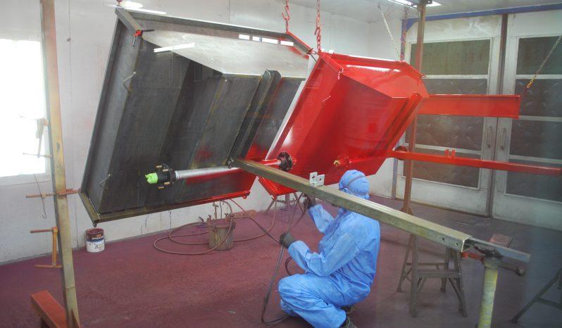 Remorque Utilitaire 60 X 123 de grande qualité plein