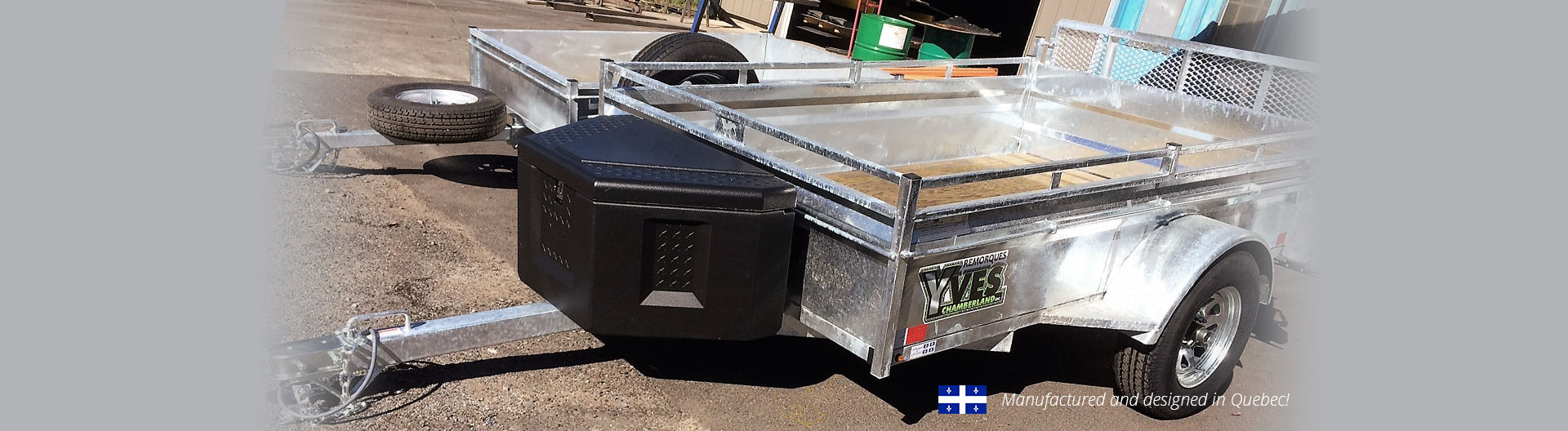 Trailers Laurentians trailers PAC